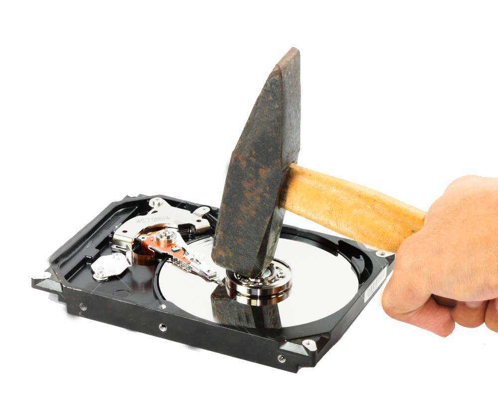 Восстановление и перенос информации с жестких дисков (HDD)